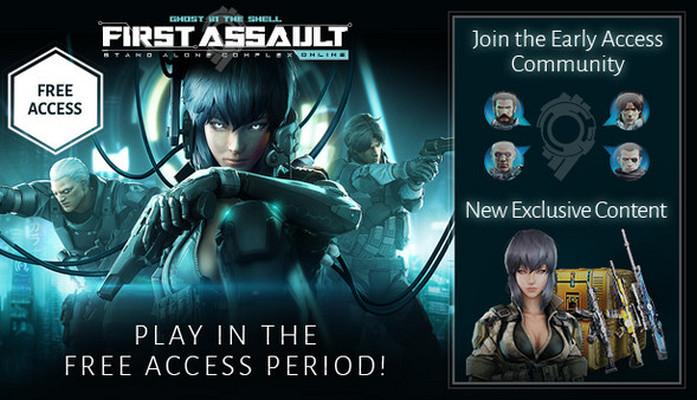 First Assault Online - in Open Beta next week
